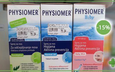 Physiomer – nos će vam biti zahvalan