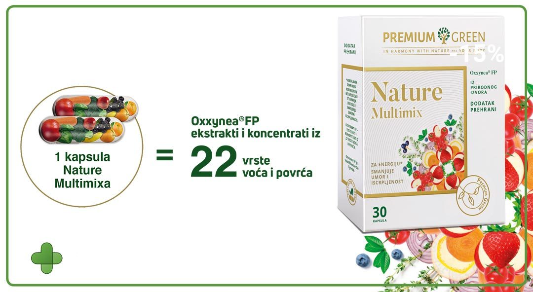 Upoznajte Nature Multimix